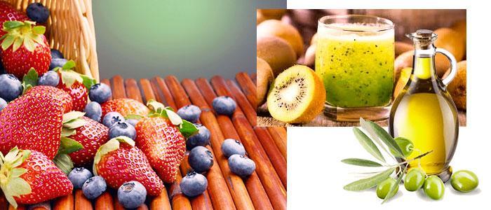 Que son y para que sirven los antioxidantes naturales