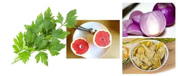 alimentos que contienen apigenina