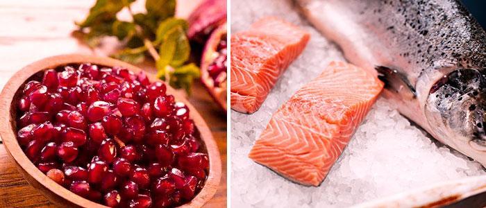 Astaxantina natural y alimentos que la contienen