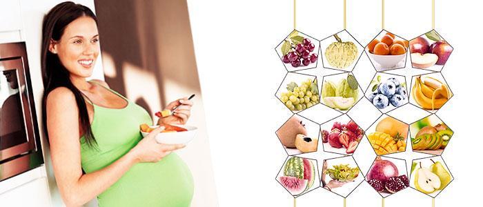 Betacarotenos y embarazo ¿son buenos?