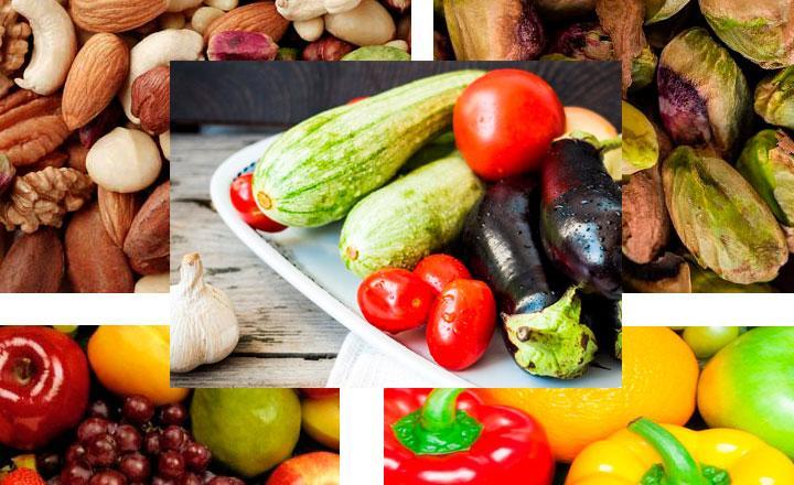 flavonoides en alimentos