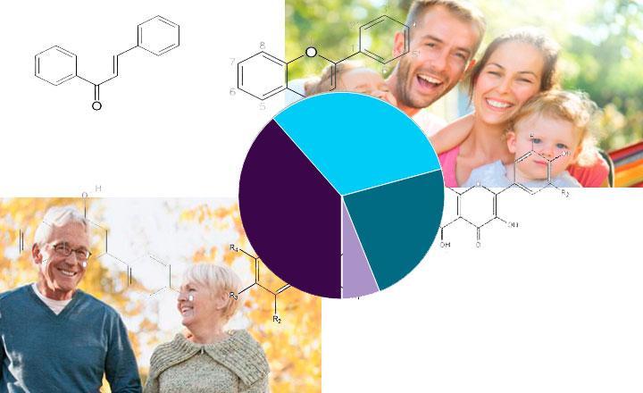 Beneficios de los flavonoides para la salud