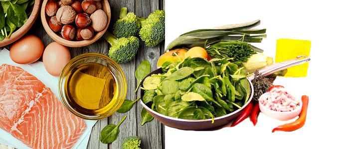 Alimentos ricos en luteína