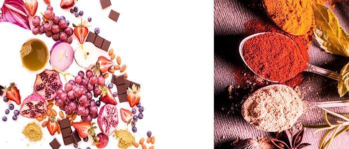 Alimentos que contienen polifenoles
