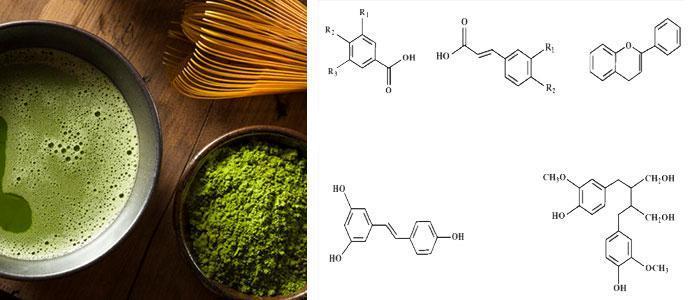 Propiedades y benefcios de los polifenoles naturales para la salud