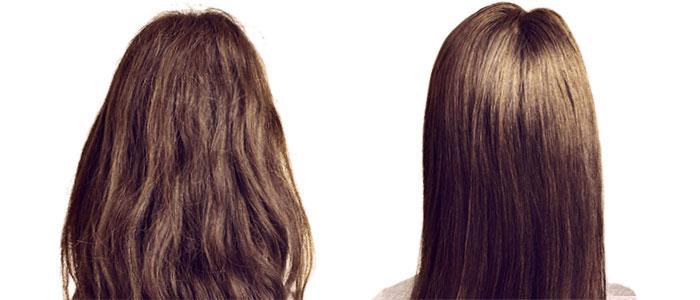 Tratamiento con taninos para el pelo, taninoplastia