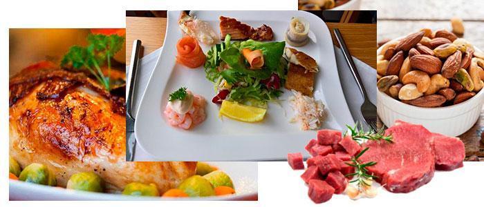 Alimentos con ubiquinona y ubiquinol