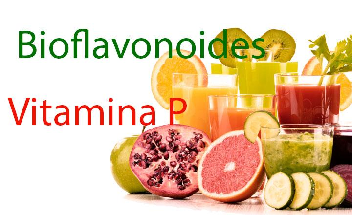 Vitamina P para la memoria o bio flavonoides