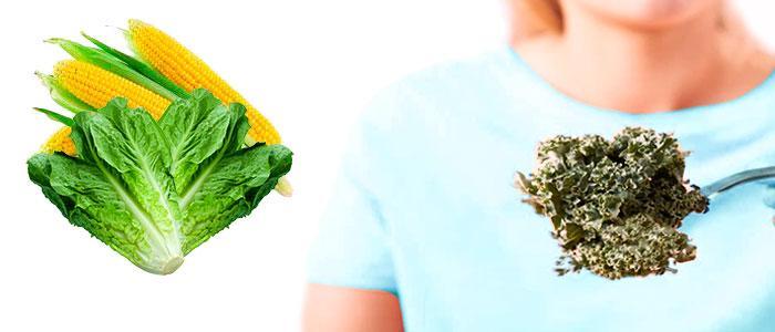 Alimentos con zeaxantina